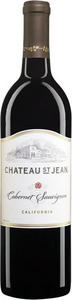 Chateau St. Jean Cabernet Sauvignon 2014, California Bottle