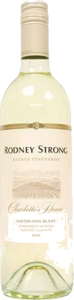 Rodney Strong Charlotte's Home Sauvignon Blanc 2015, Sonoma County Bottle
