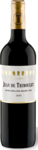 Chateau Jean De Trimoulet 2010, St. Emilion Bottle