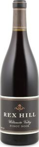Rex Hill Willamette Valley Pinot Noir 2013 Bottle