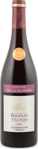 Domaine De La Madone Le Perréon Beaujolais Villages 2015, Ac Bottle