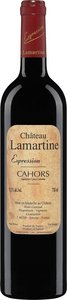 Château Lamartine Cuvée Expression 2012, Cahors Bottle
