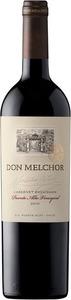 Concha Y Toro Don Melchor Cabernet Sauvignon 2012 Bottle