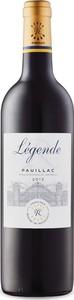 Légende 2012, Ac Pauillac Bottle
