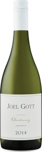 Joel Gott Unoaked Chardonnay 2014, California Bottle