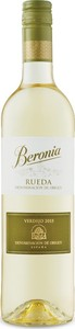 Beronia Rueda Verdejo 2015, Do Rueda Bottle