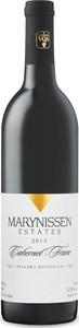 Marynissen Cabernet Franc 2014, VQA Twenty Mile Bench Bottle