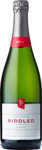 Flat Rock Cellars Riddled Sparkling 2010, VQA Twenty Mile Bench Bottle