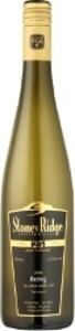 Stoney Ridge Dim Vineyard Riesling 2008, VQA Creek Shores, Niagara Peninsula Bottle