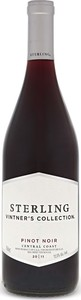 Sterling Vintners Collection Pinot Noir 2014, Central Coast Bottle