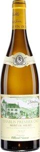 Domaine Billaud Simon Chablis Premier Cru Mont De Milieu 2014 Bottle