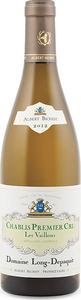 Domaine Long Depaquit Les Vaillons Chablis 1er Cru 2014, Ac Bottle