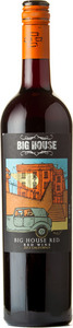 Big House Red 2014 Bottle