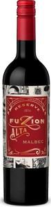 Fuzion Alta Reserva Malbec 2015 Bottle