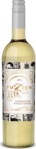 Fuzion Alta Torrontes Pinot Grigio 2016 Bottle