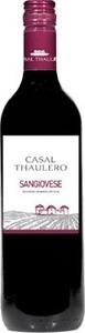 Casal Thaulero Sangiovese 2015, Terre Di Chieti Igp Bottle