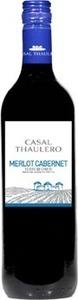 Casal Thaulero Merlot Cabernet Sauvignon 2015, Terre Di Chieti, Abruzzo Bottle