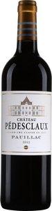 Château Pedesclaux 2010, Ac Pauillac Bottle