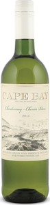 Cape Bay Chardonnay Chenin Blanc 2015 Bottle