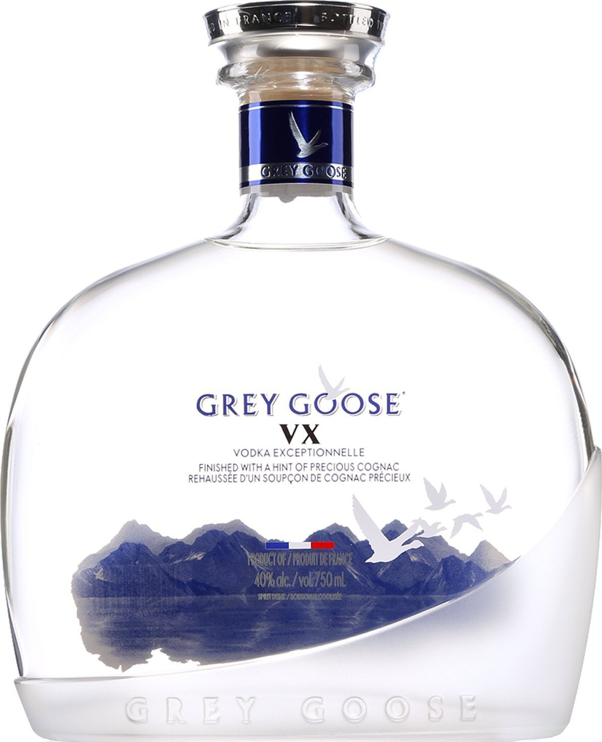 Grey Goose Vodka Label Grey Goose Vx - Expert...