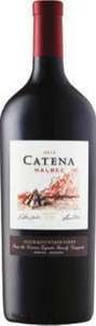 Catena Malbec 2014, Mendoza (1500ml) Bottle