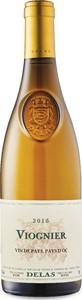 Delas Viognier 2015, Vins De Pays D'oc Bottle