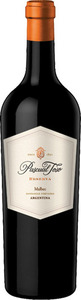 Pascual Toso Reserve Malbec 2013, Barrancas Vineyards, Mendoza Bottle