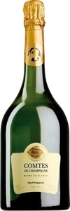 Taittinger Comtes De Champagne Blanc De Blancs Vintage Brut Champagne 2006 Bottle
