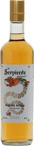 La Serpiente Emplumada Anejo, Téquila Bottle