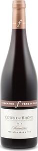 Ferraton Père & Fils Samorëns Côtes Du Rhône 2014, Ac Bottle