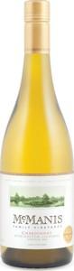 Mcmanis Chardonnay 2015, River Junction Bottle