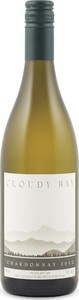 Cloudy Bay Chardonnay 2014 Bottle