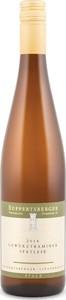 Ruppertsberger Linsenbusch Gewürztraminer Spätlese 2015, Prädikatswein Bottle