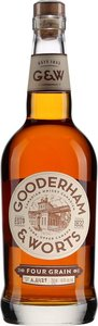 Gooderham And Worts Four Grain Canadian Whisky Bottle