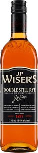 J.P. Wiser's Double Still Rye Bottle