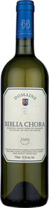 Ktima Biblia Chora Assyrtico / Sauvignon 2016 Bottle