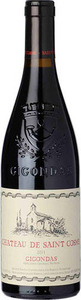 Chateau De Saint Cosme Gigondas 2013 Bottle