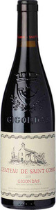 Chateau De Saint Cosme Gigondas 2011 Bottle