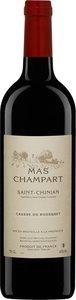 Mas Champart Causse Du Bousquet 2013 Bottle