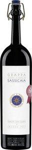 Grappa Barili Di Sassicaia Tenuta San Guido & Jacopo Poli 2007 (500ml) Bottle
