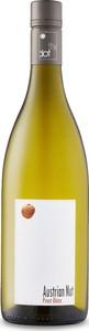 Pfaffl Austrian Nut Pinot Blanc 2015 Bottle
