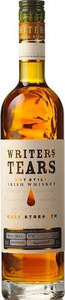 Writers Tears Limited Cask Strength Irish Whiskey Bottle