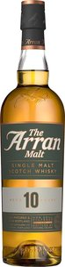 The Arran Malt 10 Year Old Single Malt, Non Chill Filtered, Bottled At Natural Colour (700ml) Bottle