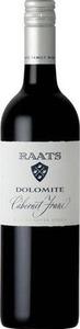 Raats Family Wines Dolomite Cabernet Franc 2012 Bottle