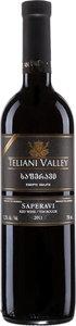 Teliani Valley Saperavi 2015, Unfiltered Bottle