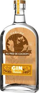 Au Pied De Cochon Gin De Matante, Okanagan Spirits  Bottle