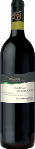 Château Des Charmes Old Vines Cabernet/Merlot 2012, VQA Niagara On The Lake Bottle
