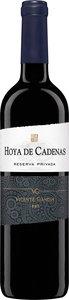 Hoya De Cadenas Reserva Privada 2006, Valenciana Bottle