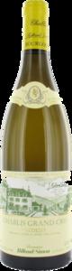 Billaud Simon Vaudésir Chablis Grand Cru 2009 Bottle