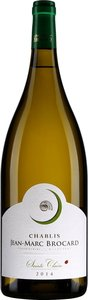 Jean Marc Brocard Chablis Domaine Sainte Claire 2014 (1500ml) Bottle